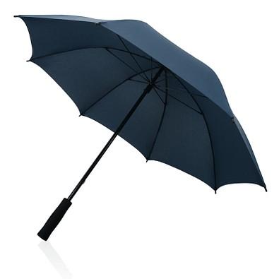 "XD COLLECTION 23"" Sturm Regenschirm aus Fiberglas, dunkelblau"
