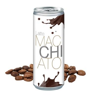 250 ml Latte Macchiato - Body Label (Pfandfrei)