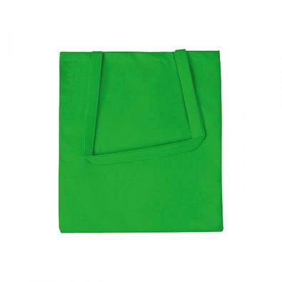Joytex® Vliestasche Textile mit langen Henkeln, apfelgrün