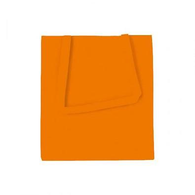 Joytex® Vliestasche Textile mit langen Henkeln, orange