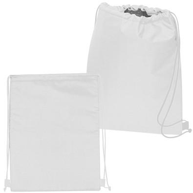 Kühltasche Sportsbag 2 in 1, Weiss