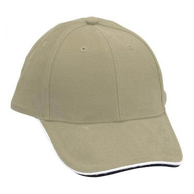 Double-Sandwich-Cap Trio, beige
