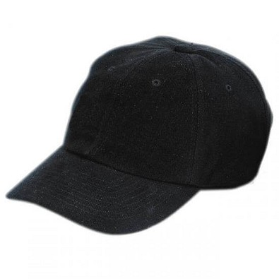 Heavy-Cap, schwarz