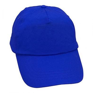 Sport-Cap, Royalblau