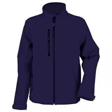 RUSSELL® Softshell Jacke, dunkelblau, S