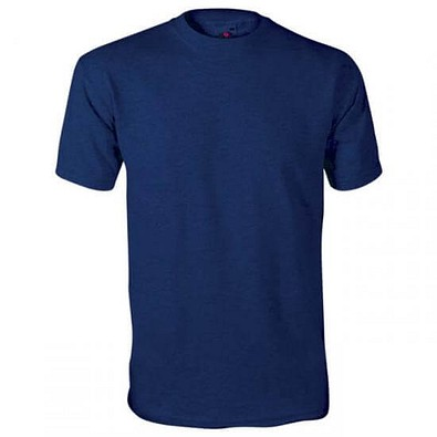 FRUIT OF THE LOOM® Unisex T-Shirt Original T, marine, L