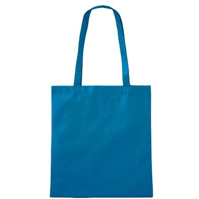 Joytex® Vliestasche Textile mit langen Henkeln, royalblau