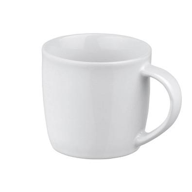 Keramiktasse Lara, 370 ml, weiß