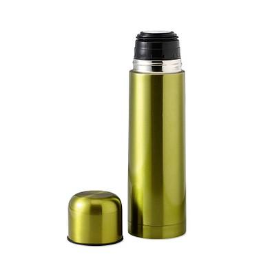 Isolierkanne Mono, Limettengrün-Metallic, 0,5l