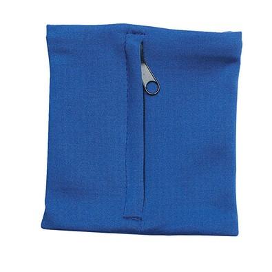 Handgelenk-Geldbörse, Blau