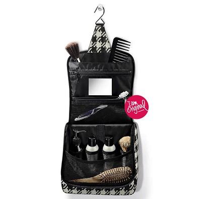 reisenthel® Kulturtasche toiletbag, fifties black
