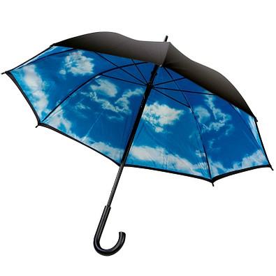 Motiv-Regenschirm Sky, Wolkenhimmel
