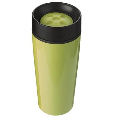 Edelstahl-Isolierbecher Fun, 450 ml, apfelgrün