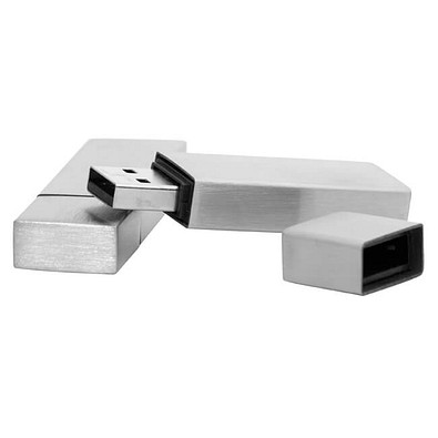 USB-Stick Destiny, 4 GB, silber