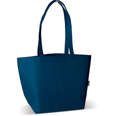 Non Woven Shoppingbag, Dunkelblau