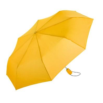 FARE®  Automatik-Taschenschirm Open-Close, gelb