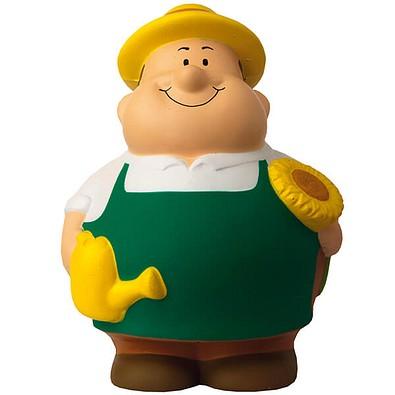 Herr Bert® Anti-Stress-Figuren Gärtner Bert, grün