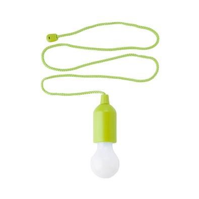 LED-Lampe Lightbulb, Apfelgrün