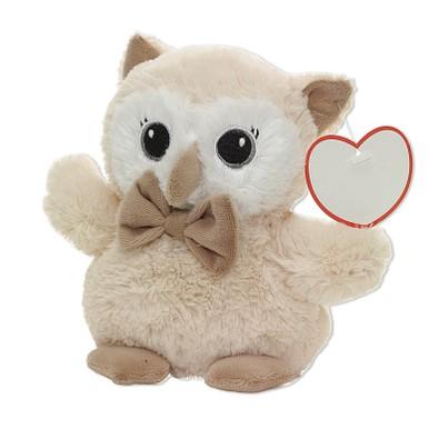 Plüsch-Tiere Cuddly Christmas, Eule