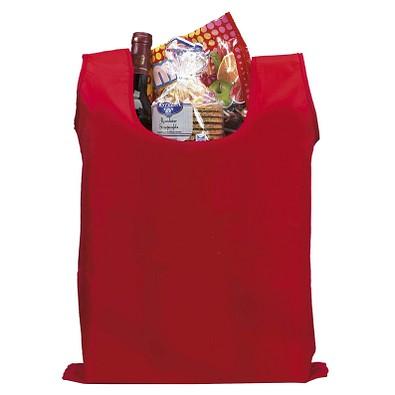 Faltbare Einkaufstasche Easy, rot