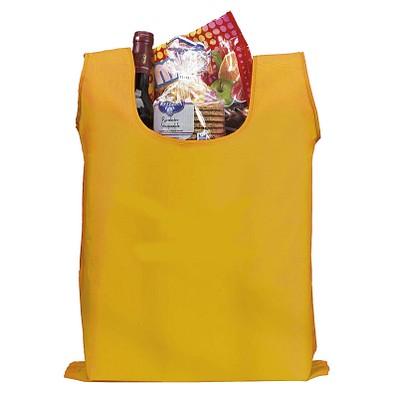 Faltbare Einkaufstasche Easy, gelb