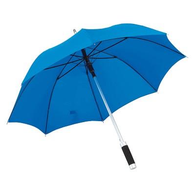 Automatik-Stockschirm Rain, Azurblau