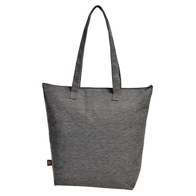 HALFAR Einkaufstasche Shopperbag Jersey, grau