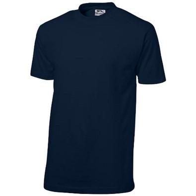 Slazenger™ Herren T-Shirt Ace, dunkelblau, M
