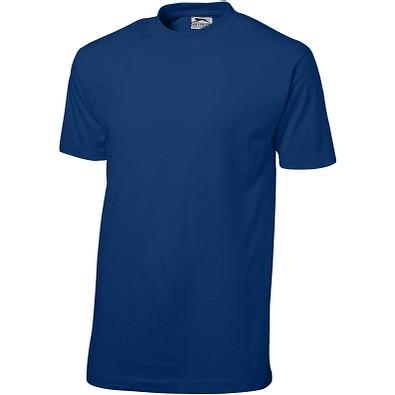 Slazenger™ Herren T-Shirt Ace, blau, XL