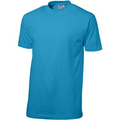 Slazenger™ Herren T-Shirt Ace, türkis, M