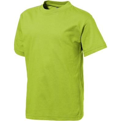 Slazenger™ Kinder T-Shirt Ace, apfelgrün, 104