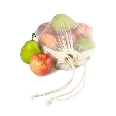 Mister Bags Obst- und Gemüsebeutel Adam Food Bag, nature