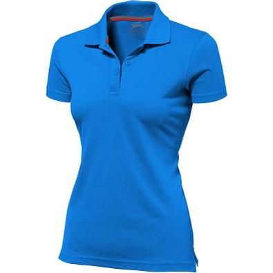 Slazenger™ Damen Poloshirt Advantage, himmelblau, S
