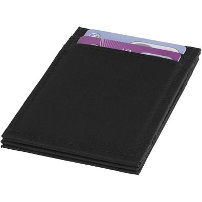 Adventurer wendbare RFID-Brieftasche, schwarz