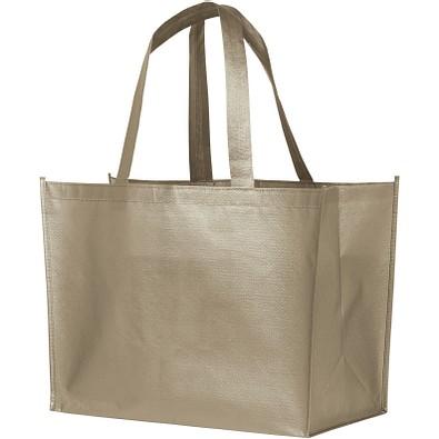 Alloy beschichtete NonWoven Einkaufstasche, Nickel