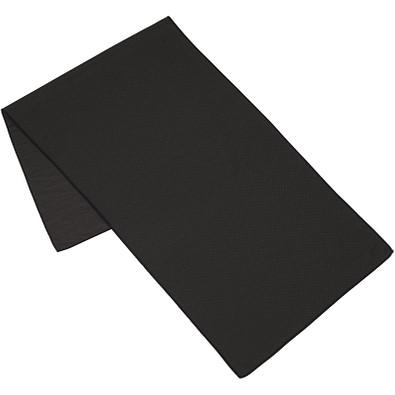 Alpha Fitness Handtuch, schwarz