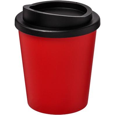 Americano® Espresso 250 ml Isolierbecher, rot,schwarz