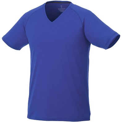 ELEVATE Herren T-Shirt Amery cool fit, blau, XS