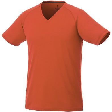 ELEVATE Herren T-Shirt cool fit, orange, XL