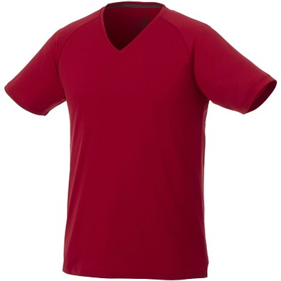ELEVATE Herren T-Shirt cool fit, rot, XL