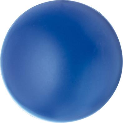 Anti-Stress-Knautschball aus knetbarem Schaumstoff, blau