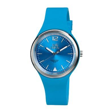 lolliclock Armbanduhr Evolution, hellblau