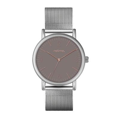 retime® Armbanduhr Budget XI, silber