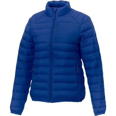 ELEVATE Damen Jacke Athenas wattiert, blau, M