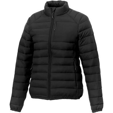 ELEVATE Damen Jacke Athenas wattiert, schwarz, XL