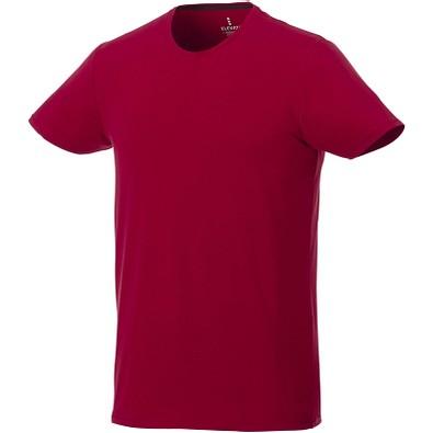 ELEVATE Herren T-Shirt Balfour Öko, rot, S