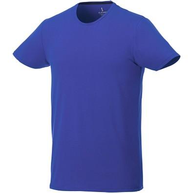 ELEVATE Herren T-Shirt Balfour Öko, blau, S