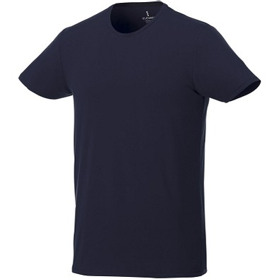 ELEVATE Herren T-Shirt Balfour Öko, dunkelblau, S
