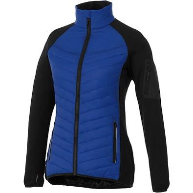 ELEVATE Damen Hybrid-Thermojacke Banff, blau, L