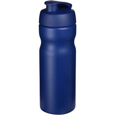 Baseline Plus Sportflasche mit Klappdeckel, 650 ml, blau